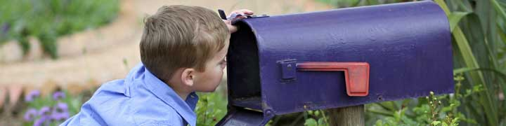 mail is americas wanted message delivery