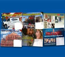Post Card Samples